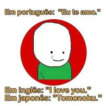 O amor em vários idiomas...