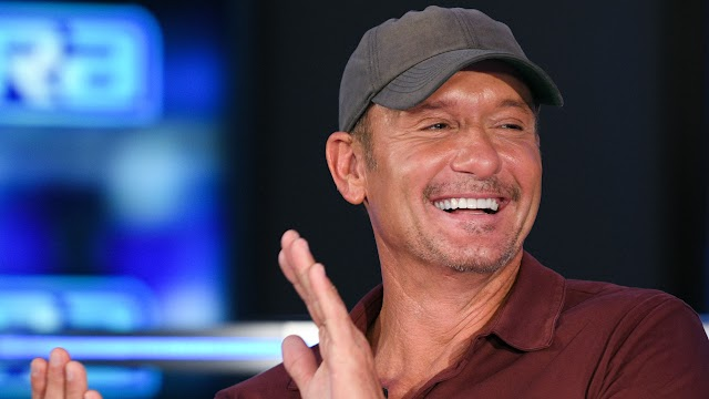 Tim McGraw reveals his cheat day meal is from Whataburger