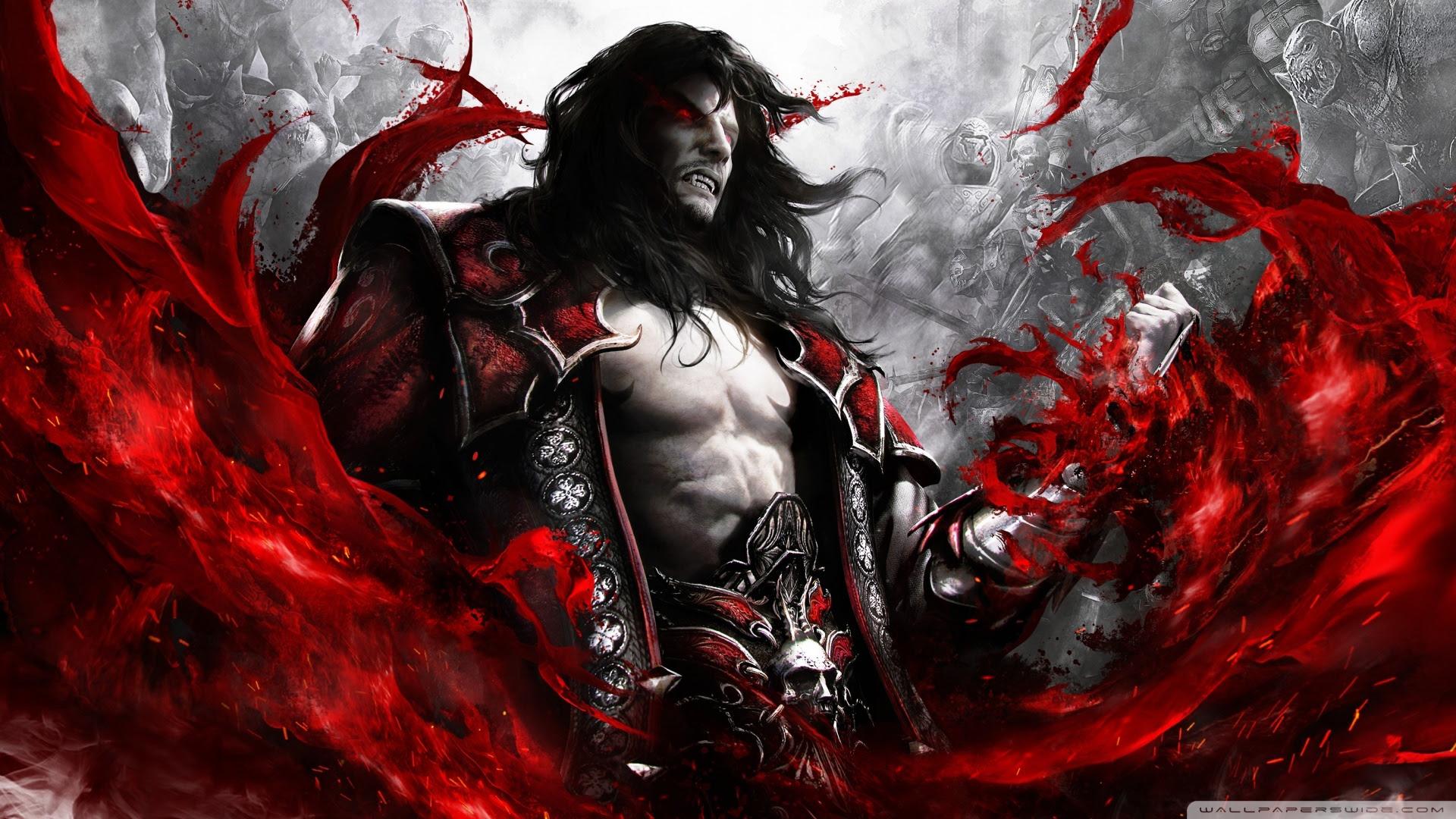 Castlevania Lords Of Shadow 2 Ultra Hd Desktop Background