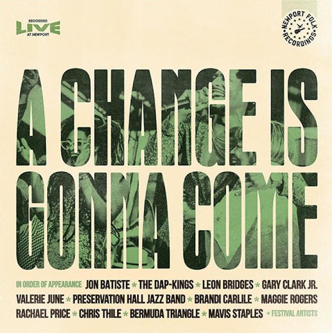Newport Folk Festival Releases Premium Double Vinyl of 'A Change Is Gonna Come'