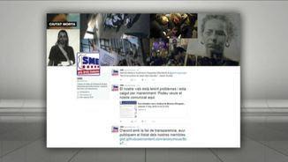 Perfil de Twitter dels Mossos que va ser piratejat