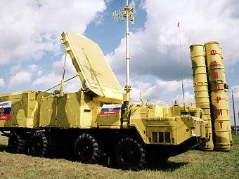 ЗРК С-300. Фото с сайта raspletin.ru