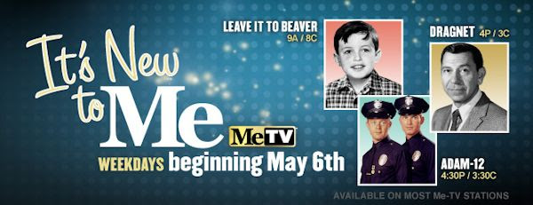 MeTV It's New to Me