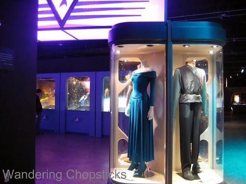 Star Trek The Exhibition (Hollywood & Highland Center) - Los Angeles 15
