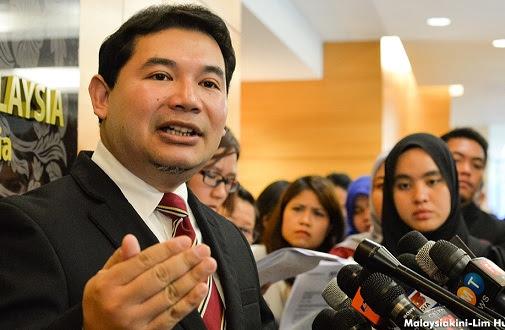 Rafizi bakal dedah tokoh rapat dengan Pas terima wang 1MDB