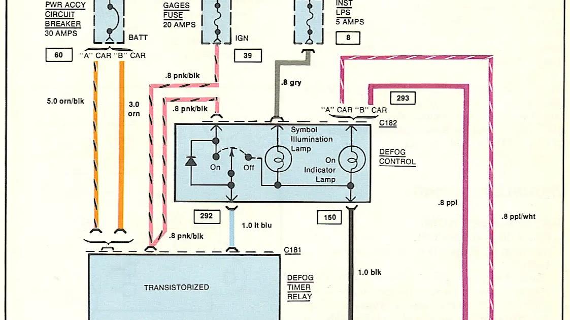 1994 Grand Prix Wiring Diagram