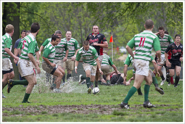 Rugby In Forest Park 2