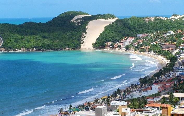 Praias da Grande Natal estão próprias para banho neste fim de semana