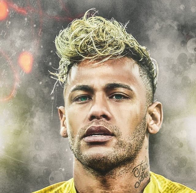 Neymar Inspired Hairstyle - Kecemasan q