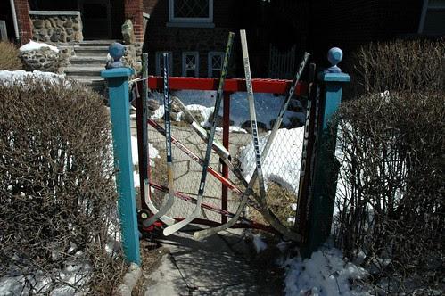 hockey stick gate
