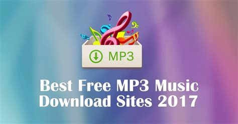 Best Free Music Download Sites with Free Mp3 Songs
