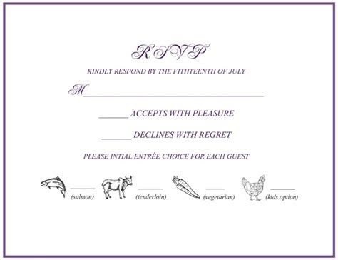 RSVP 101: How to RSVP to a Wedding or Event   RSVPify