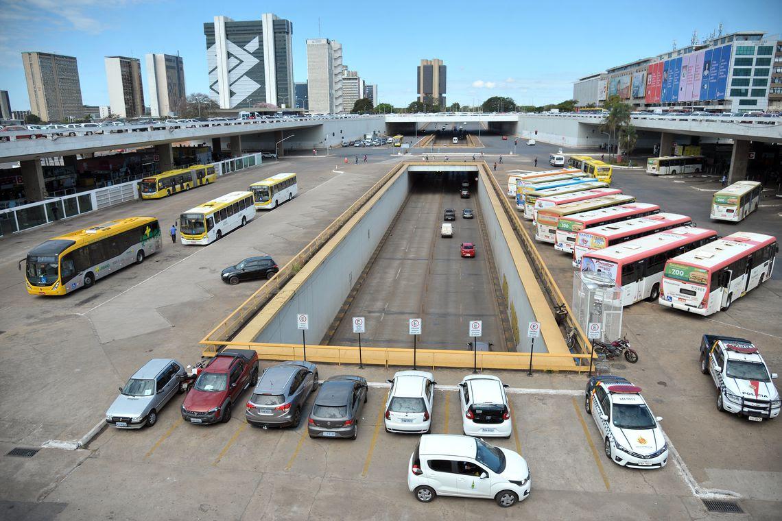 GDF quer urgência em licitação de obra na rodoviária de Brasília
