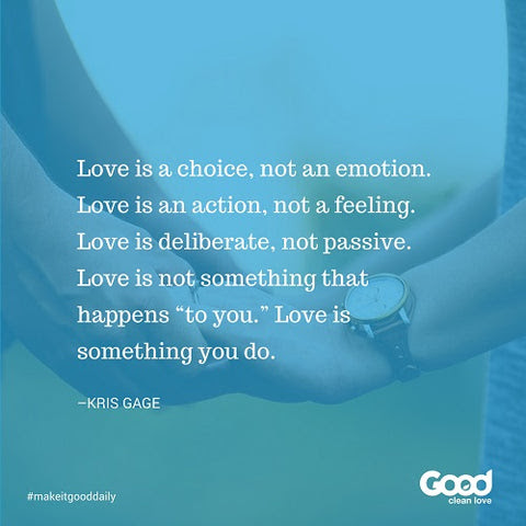Quote Of The Day June 25 2018 Good Clean Love