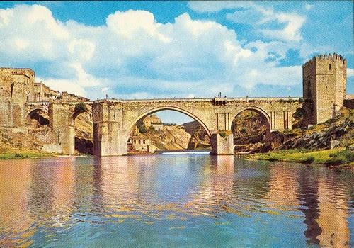Puente de San Martín, años 60