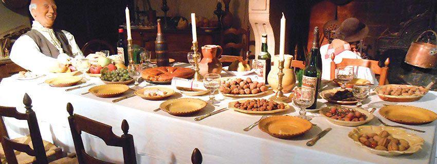 Lart De La Table Historique