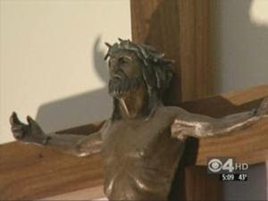 Crucifix Stolen From Hospice In Lakewood