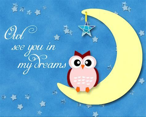 See You In My Dreams. Free Good Night eCards, Greeting