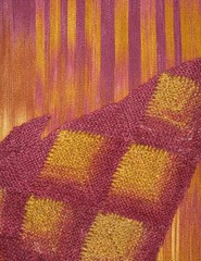 Freyalyn's shawl