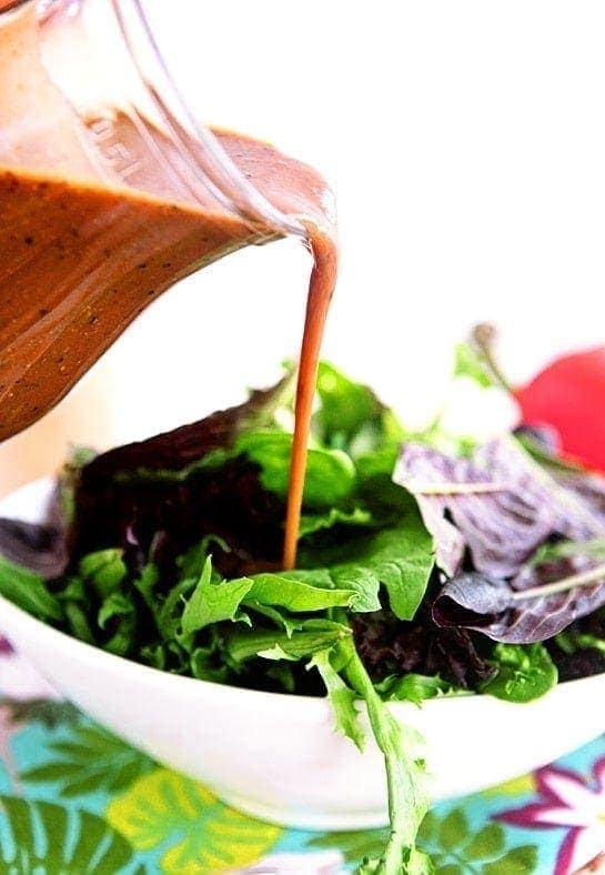 3 Simple Salad Dressing Recipes: Creamy Balsamic, Honey ...