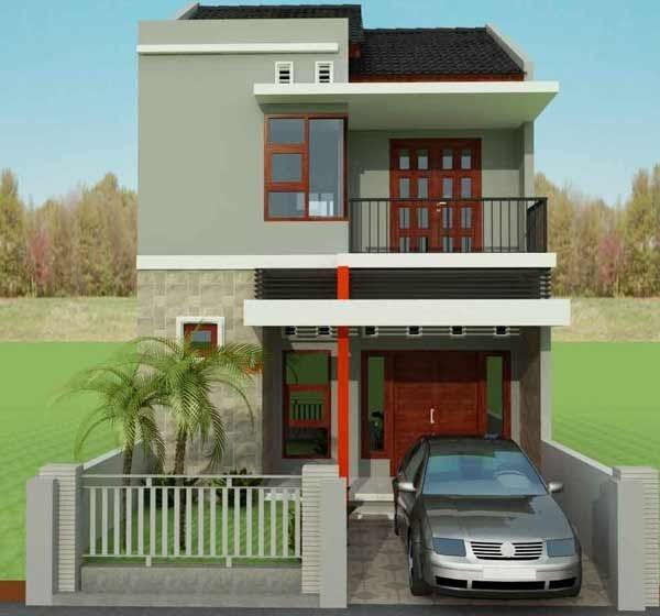 37+ Desain Rumah Minimalis Modern Type 36/72 Denah Rumah