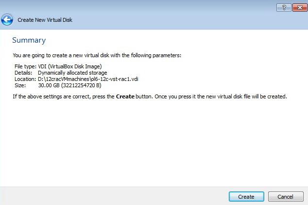 Oracle 12c RAC installation on VMWare