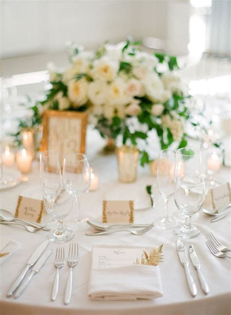 Best 25  Wedding table settings ideas on Pinterest