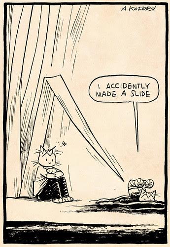 Laugh-Out-Loud Cats #2321 by Ape Lad