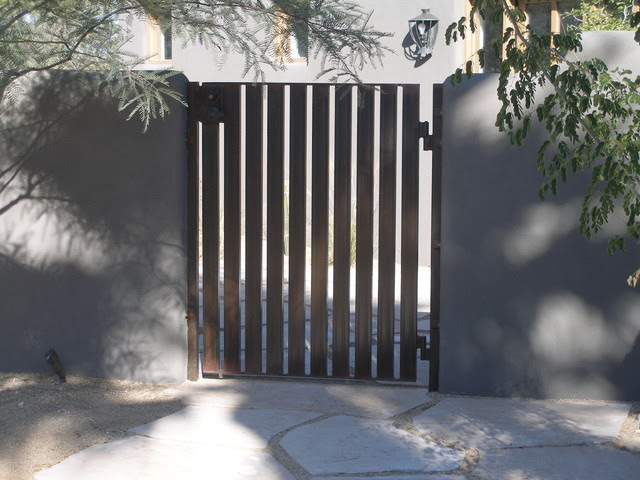 Gates - Contemporary - Exterior - Phoenix - by Grizzly ...
