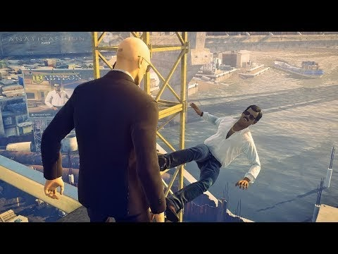 Hitman season 2 Unique & Epic kill Compilation