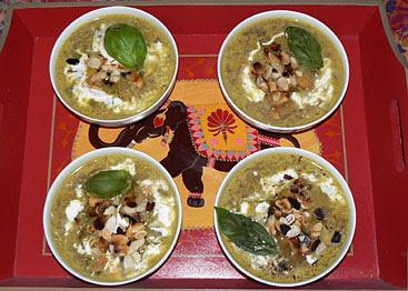 4 soupes