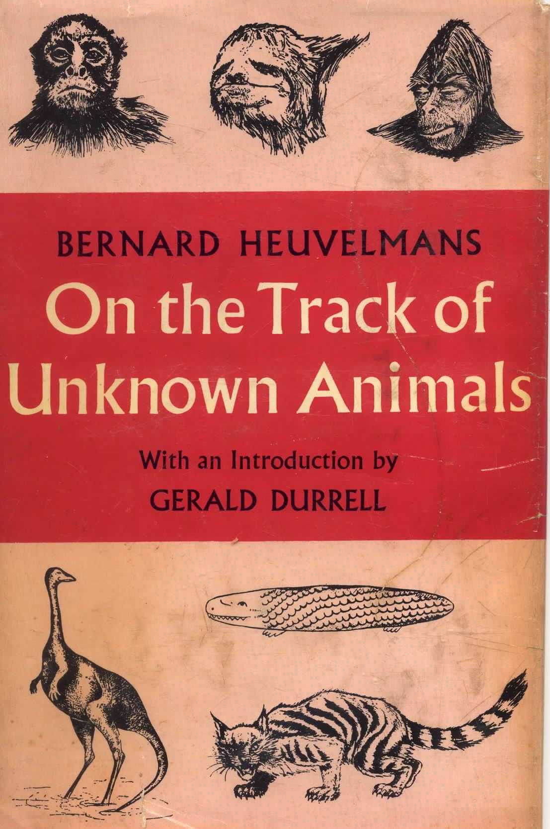 Resultado de imagen de on the track of unknown animals