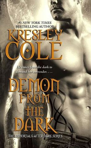 Demon from the Dark (Immortals After Dark, #10)