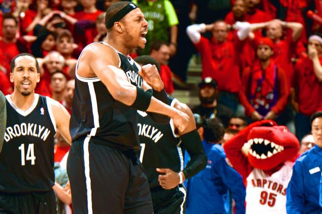 Nets vs. Raptors: Game 7 Score and Twitter Reaction from 2014 NBA Playoffs