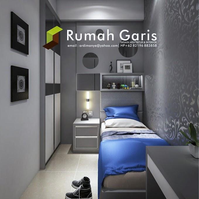 Desain Interior Kamar Minimalis Murah