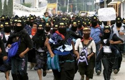 20 anos depois do levantamento zapatista em Chiapas