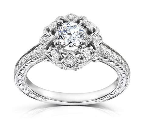 Affordable Engagement Rings Under $1,000   Glamour