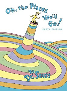 "Cover of ""Oh, the Places You'll Go!"""