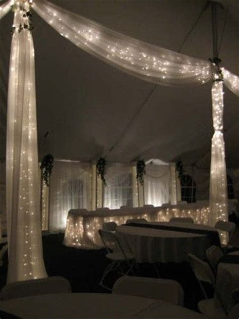 17 Best ideas about Tulle Wedding Decorations on Pinterest