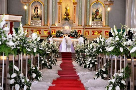 20 Church Wedding Ideas To Make It Special