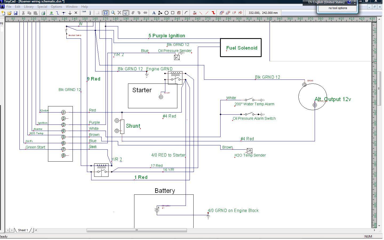 1991 Chri Craft Wiring Diagram