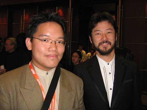 Asano Tadanobu and I