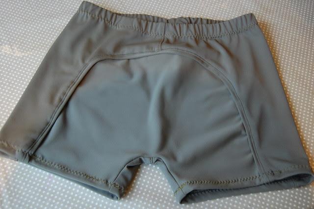 Olive Green Seamus Swim Shorts