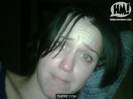 katy perry without makeup twitpic. Here#39;s the Katy Perry without