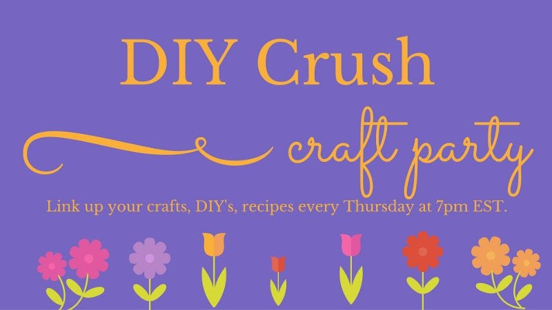 DIY Crush Link Party