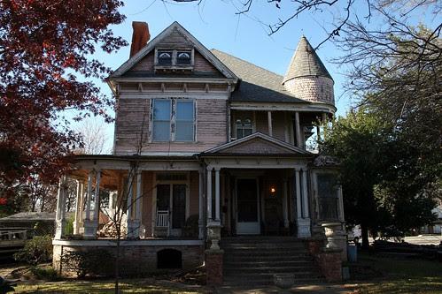 omuhundro house
