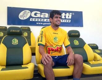 Zé Roberto, atacante, Mirassol, Paulistão (Foto: Vinícius de Paula / Ag. Mirassol)