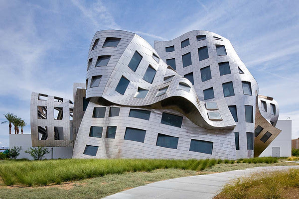 Lou Ruvo Brain Center, photo courtesy of KIRK GITTINGS