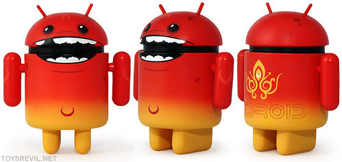 ANDROID-TOY-GOOGLE-CREATURE