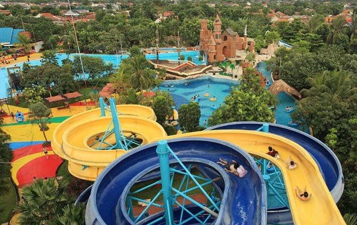 Harga Tiket Fun Park Regency Tangerang Greyfanic